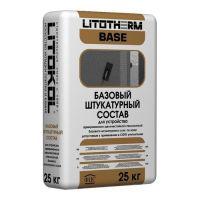 Состав штукатурный базовый Litokol Litotherm Base